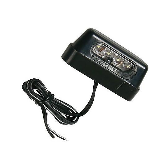 Éclairage de plaque d'immatriculation à LED 90162 4Led