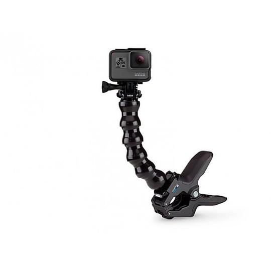 Étau GoPro Jaws Flex avec bras réglable