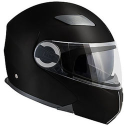 Motorcycle Helmet Modular CGM 505 New Singapore 2015 Gloss Black