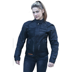 Moto jacket Donna Summer Traforato Hero HR 81 With Waterproof