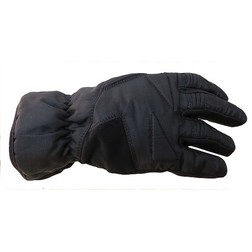 With City Winter Motorcycle Gloves Waterproof and very warm