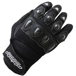Handschuhe Moto Cross Enduro Schild Mash Mx Carbon Black