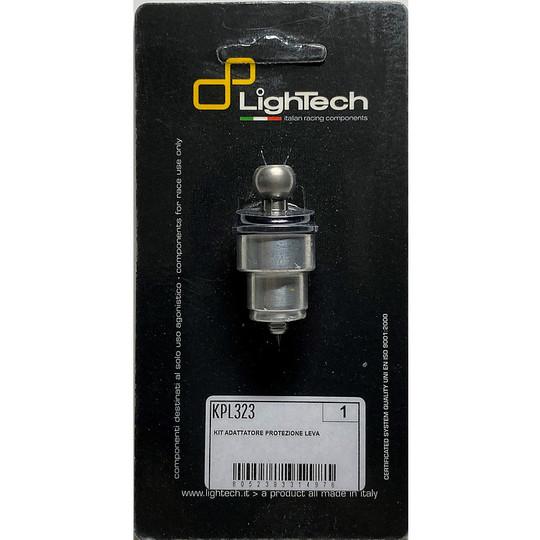 Adattatore per Protezione Leva Lightech KPL323 Specifico per MV Agusta F4 2010 -17