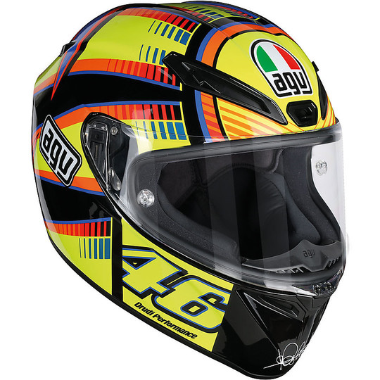 AGVs GT Veloce Helmet Receives UK Department Of