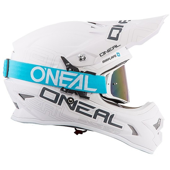AirFlaps Universali Oneal Per Occhiali Moto Cross Enduro