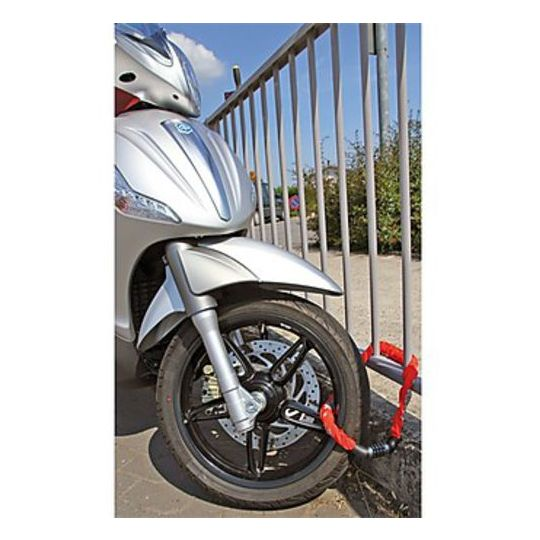 Antifurto Moto Modello Catena Snake-Combi 100 Cm 5,5 mm