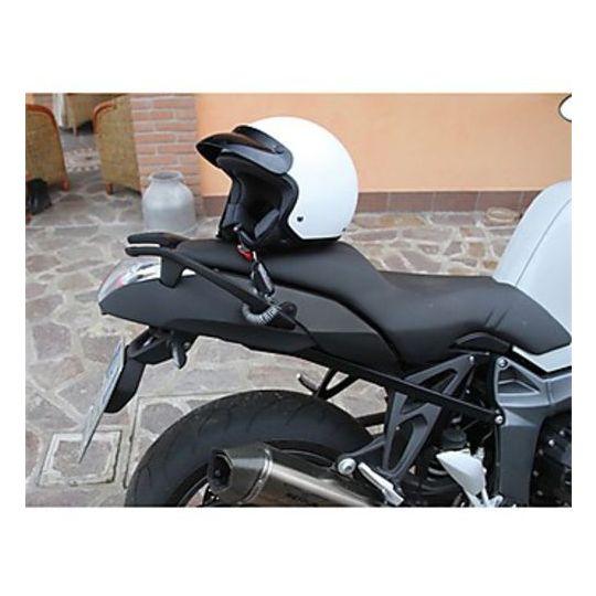 Antifurto Moto Modello Raptor Con Cavo a Spirale 150 Cm