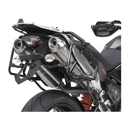Attacco a Rimozione Rapida Per Borse Laterali Monokey - Retro Fit Kappa Specifico per Suzuki Dl 650 V-Strom 2017