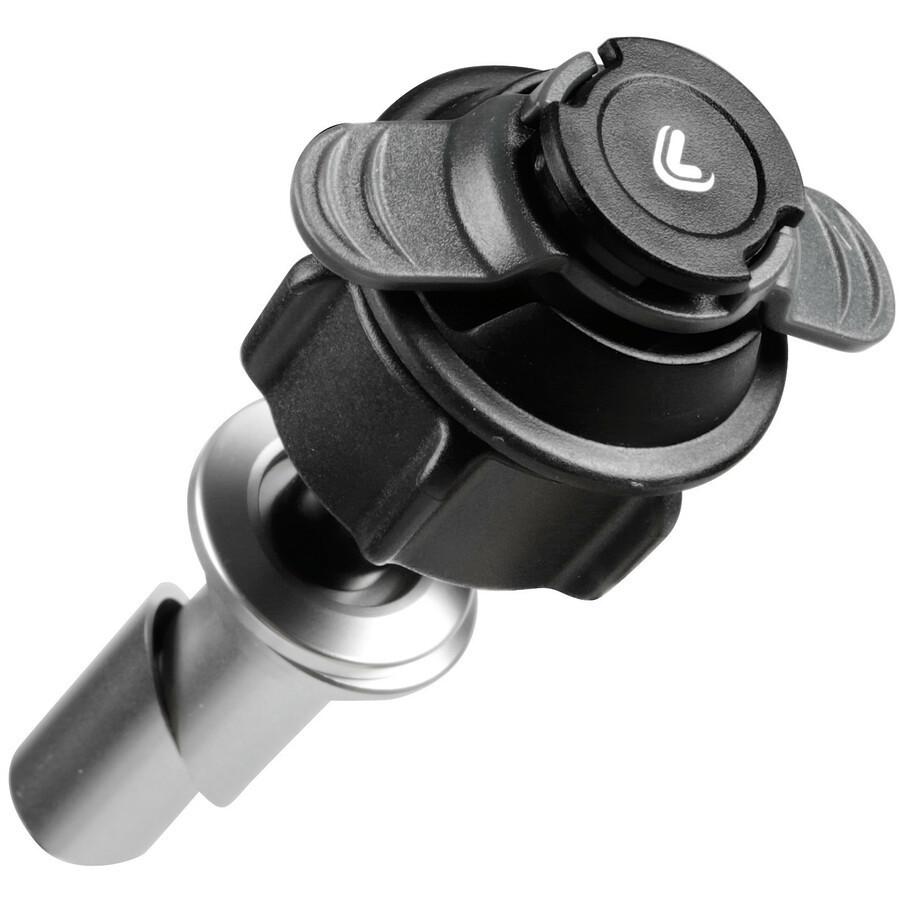 Attacco Canotto di Sterzo Moto Ø 17 - 20,5 mm Lampa 90458 OPTI-TUBE per Porta Smartphone