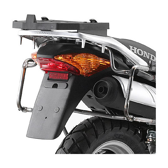 Attacco Posteriore Givi E213 per Bauletti Monokey per Honda Transalp XL 650V (00-07)- XL 125V Varadero (01/06-07/14)