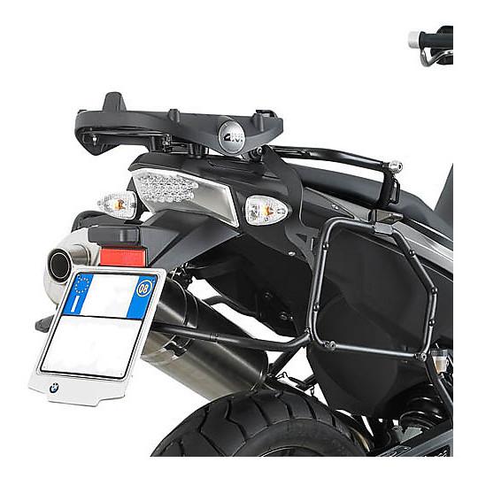 Attacco Posteriore Givi Specifico per Bauletto Monokey per BMW F 650 GS / F 800 GS (08-17)