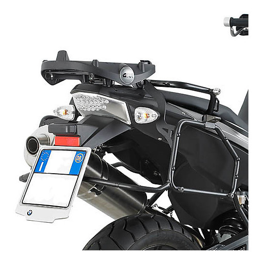 Attacco Posteriore Givi Specifico per Bauletto Monolock per BMW F 650 GS / F 800 GS (08-11)