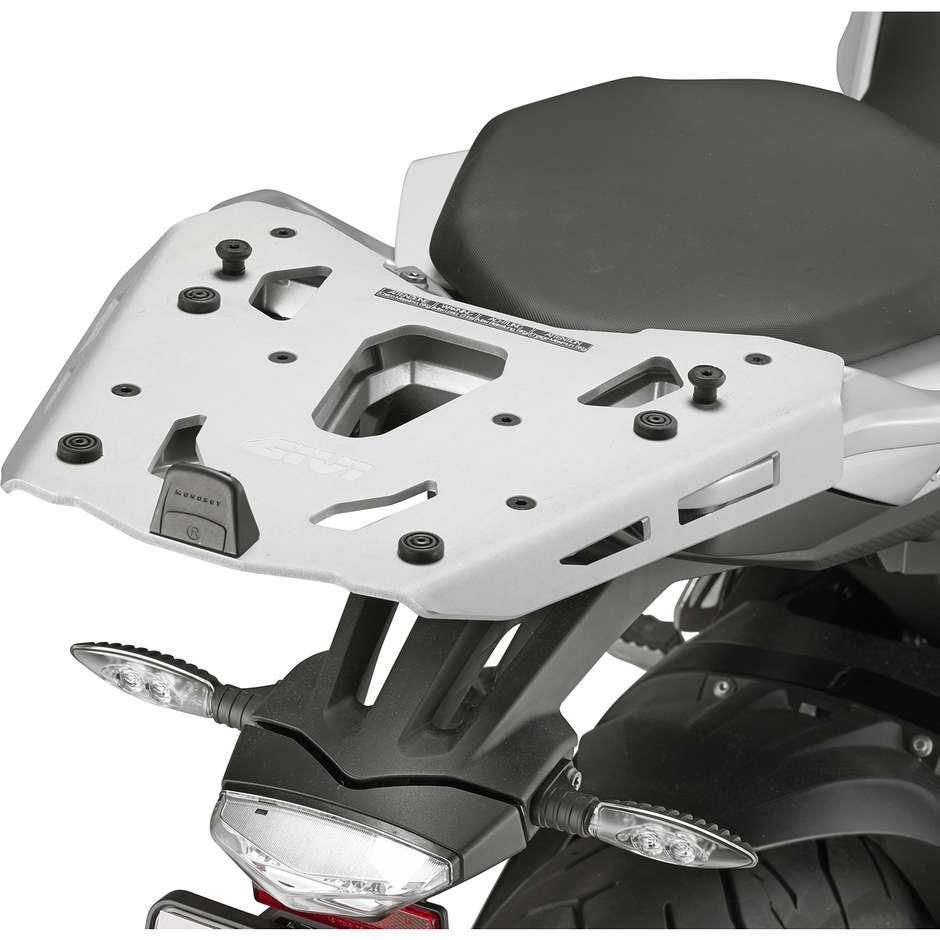 Attacco Posteriore in Alluminio Kappa KRA5119 Per Bauletti Monokey Per  BMW S1000 xr (2015-19)