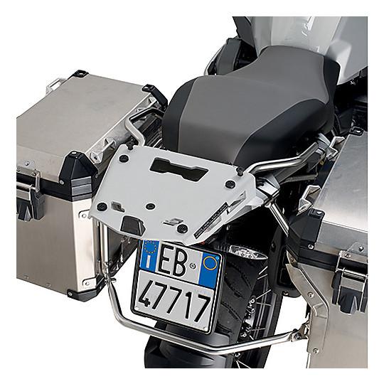 Attacco Posteriore Kappa KRA5112 In Alluminio per BMW R1200 GS ADV (14-18) / R1250 GS Adv 2019 Per Bauletti Monokey