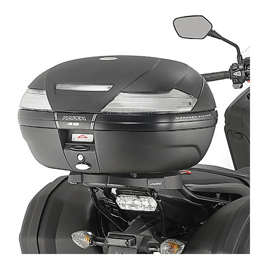 /telaietto posteriore monorack Honda Integra 750 Givi/