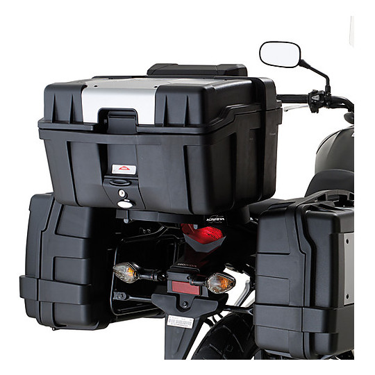 Attacco Posteriore Kappa Specifico per Bauletti Monokey o Monolock per Honda CB 500 X 2013-18