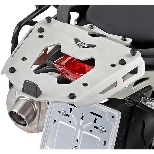 Attacco Posteriore Specifico in Alluminio Per Bauletti Monokey Kappa-Givi Specifico per BMW F800R (09-14)(15-16)