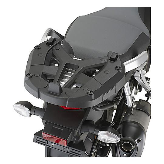 Attacco Posteriore Specifico Kappa KR3112 per Bauletto Monokey o Monolock SUZUKI DL 650 e DL 1000  V-STROM (17-18)