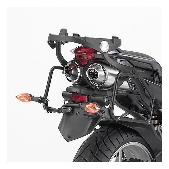 Attacco Posteriore Specifico Kappa KZ351 per Bauletti Monokey o Monolock Per Yamaha FZ6 Fazer (04-06) / FZ6 S2 (07-11)