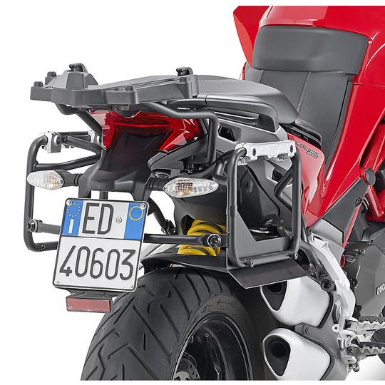 Attacco Specifico Per Valigie Laterali Givi Monokey CamSide Trekker Outback Ducati Multistrada 950 (17-18)