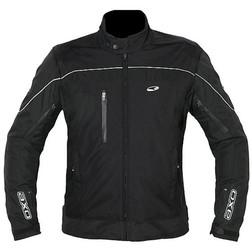 AXO Motorcycle Jacket Fabric Dynamic Cordura Black Axo