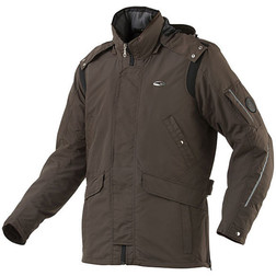 AXO motorcycle jacket waterproof Madison Brown Axo