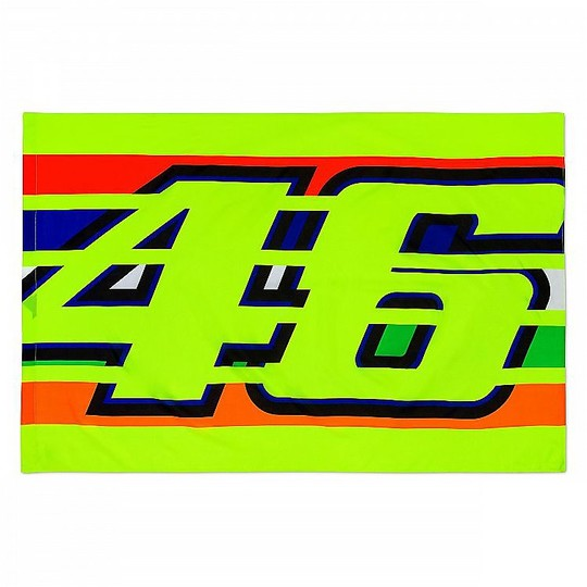 Bandiera Vr46 Classic Collection Stripes