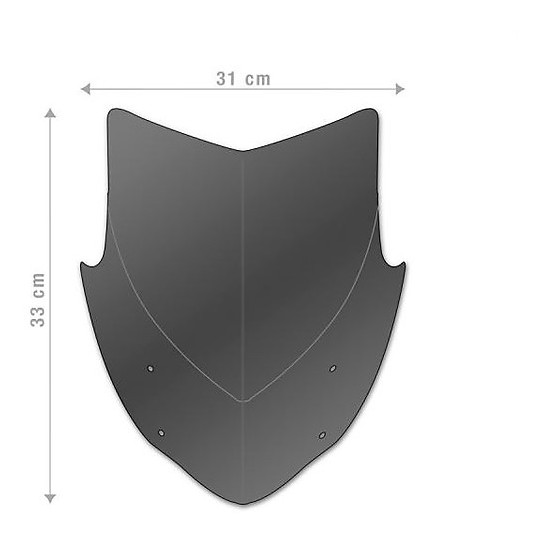 Barracuda Aerosport Fairing Specific for Kawasaki Z300