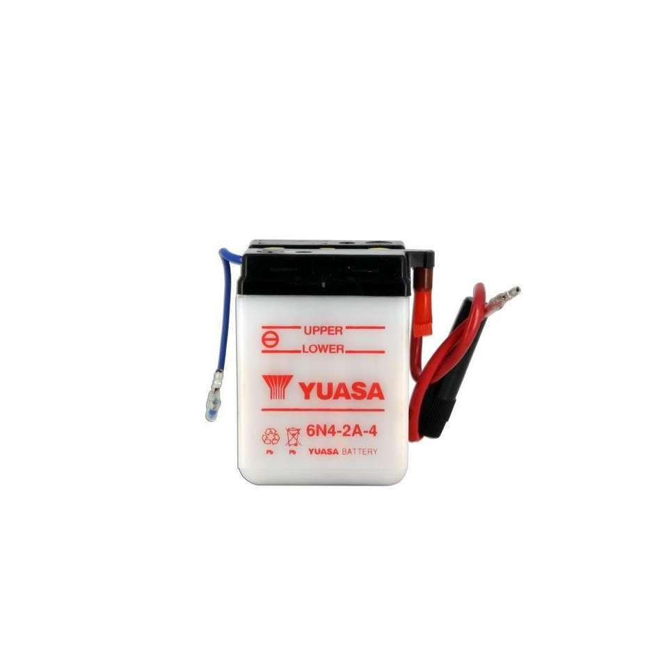 Batteria 6N4-2A-4 con manutenzione senza acido