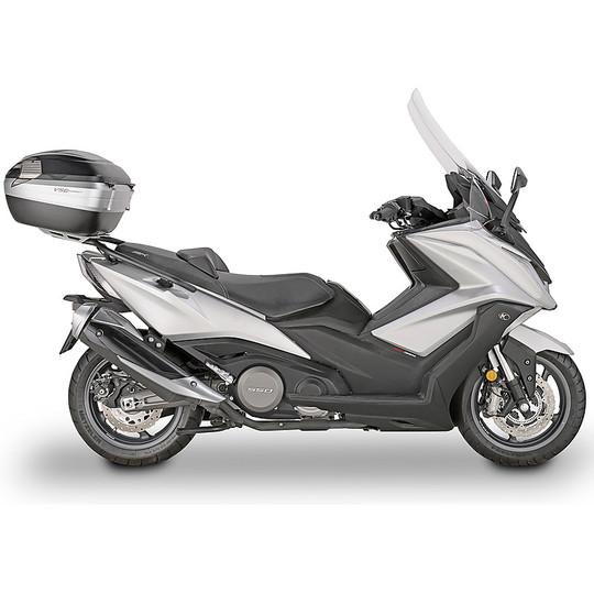 Bauletto Monokey Moto Givi V56 MAXIA 4 Keyless 2.0 Nero 56 Litri