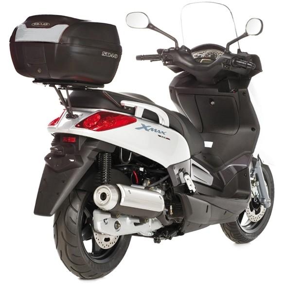 Bauletto Moto e Scooter Shad SH40 Nero 40 Litri