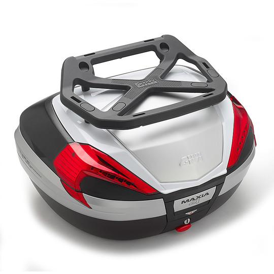 Bauletto Moto Givi V56NN MAXIA 4 Monokey System 56 Litri Carbon Look