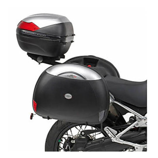 Bauletto Moto Kappa K49N Nero 47 Litri