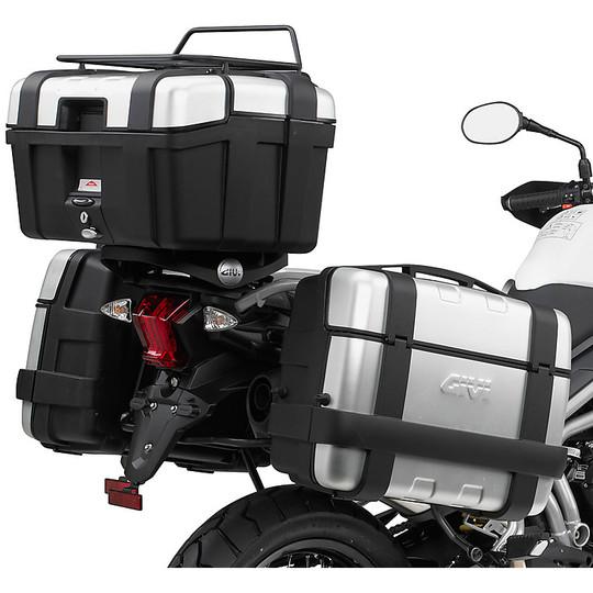 Bauletto Moto Top Case Givi TRK52N MonoKey Trekker 52 Lt