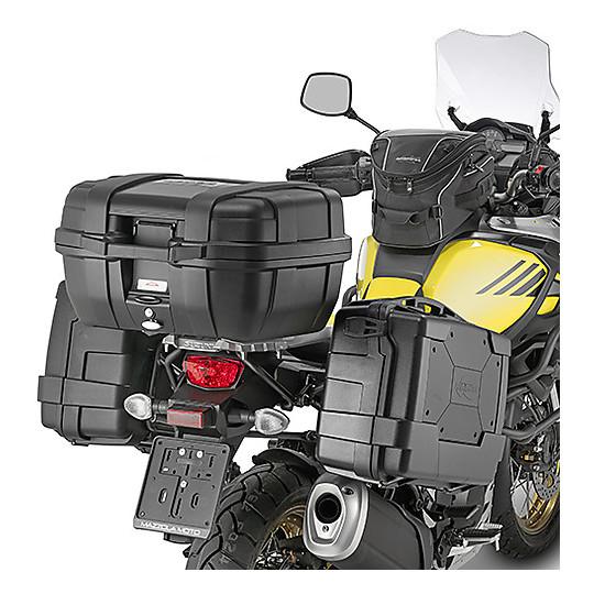 Bauletto Moto Top Case/Side Case Kappa KGR46NN Garda Black Line