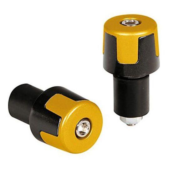 Bilanceri Stabilizzatori Universali In Alluminio Oro Fori 17-23mm