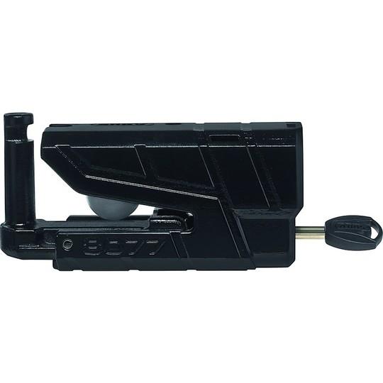 Blocca Disco ABUS Detecto X Plus 8077 Nero con Allarme e Sensore Livello 18
