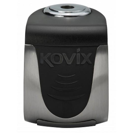 Bloccadisco Moto Con Allarme Sonoro Kovix KS6 perno 5,5mm Acciaio
