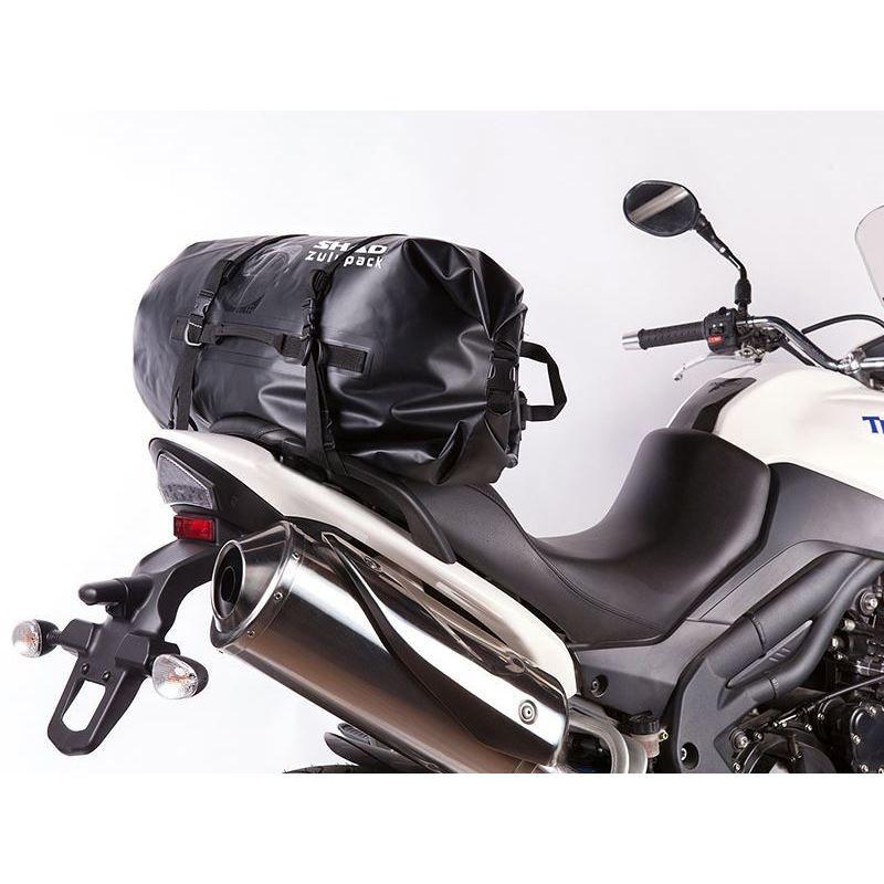 Borsa da Sella Rullo Moto Shad SW38 Impermeabile Nera 35 Litri