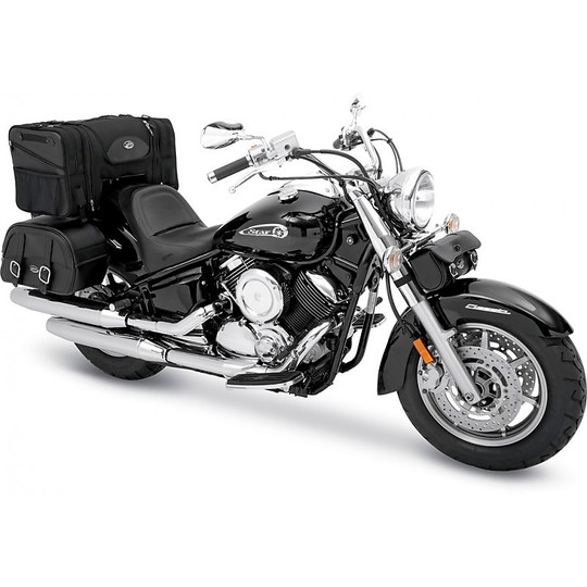 Borsa Moto Codone Portapacchi Saddlemen Deluxe Cruise TS3200DE