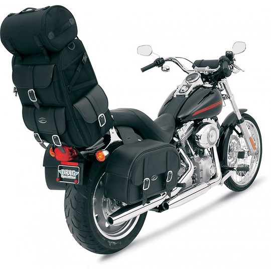 Borsa Moto Codone Portapacchi Saddlemen SissyBar Deluxe S3500 58 Lt
