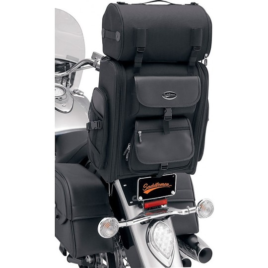 Borsa Moto Codone Portapacchi Saddlemen SissyBar S2200E 36 Lt