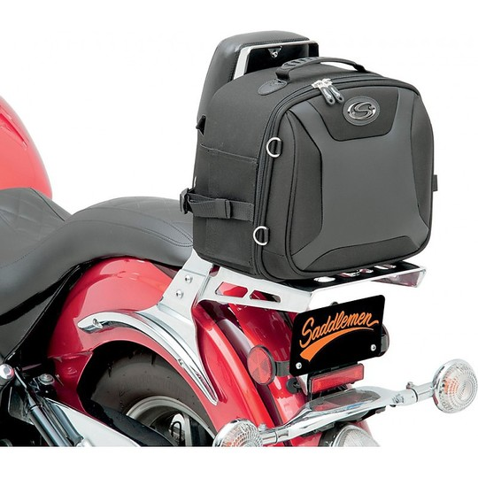 Borsa Moto Codone Portapacchi Saddlemen SissyBar Sport FTB1000 4,5 Lt