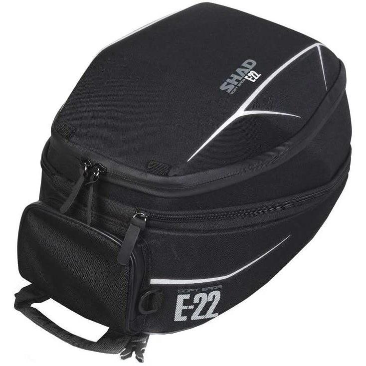 Borsa Moto Da Serbatio Shad E22 Con Cinghie Per Attacco Moto