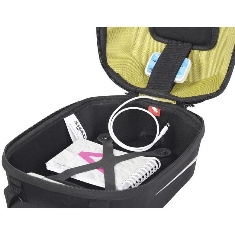 Borsa Moto Piccola Da Serbatio Shad E10 Sistema Di Fissaggio Pin