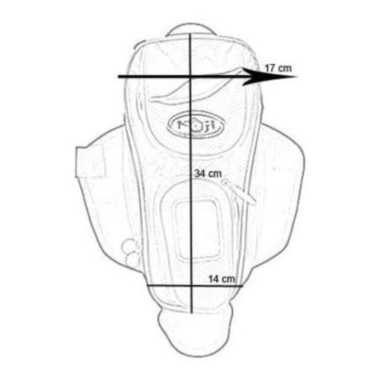 Borsa Moto Speed Tour serbatoio magnetica