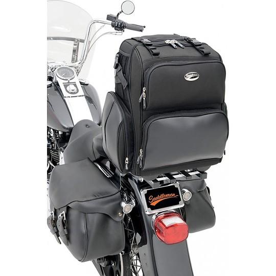Borsa Moto Trolley Portapacchi Saddlemen SissyBar S3200DE 43 Lt
