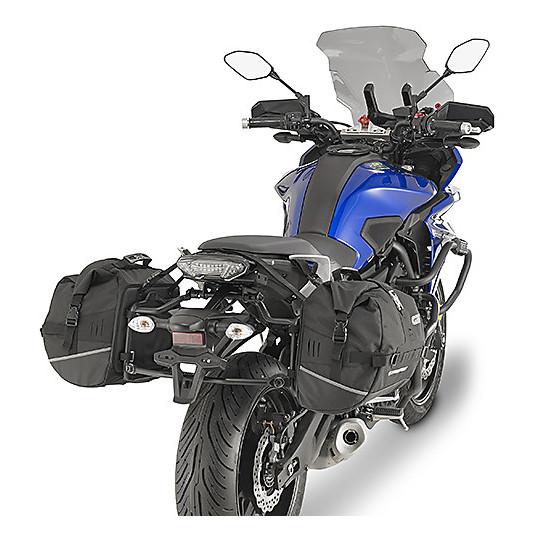 Borse rigide in tela per moto da 25/x 2/litri
