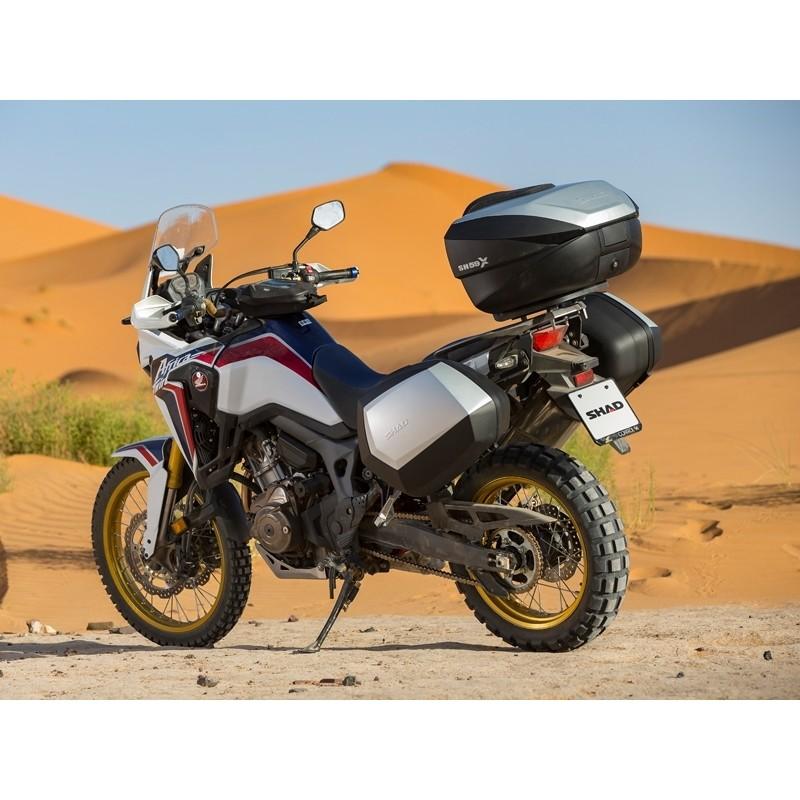 Borse Moto Laterali Shad SH35 In Alluminio