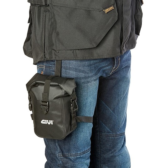 Borsello da Gamba con Tasca Interna Givi T517 Impermeabile